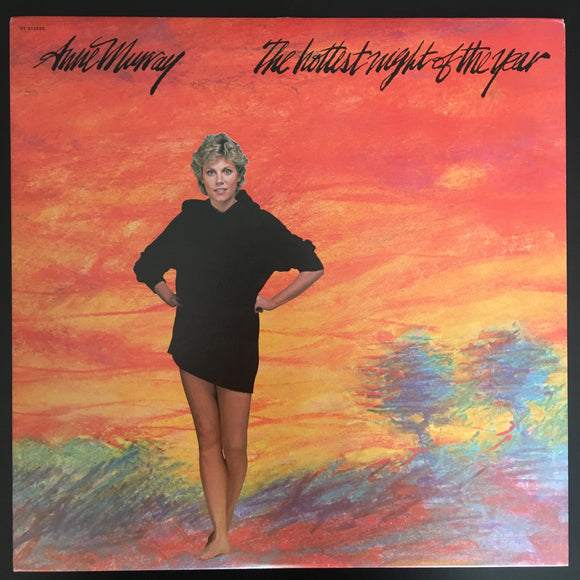 Anne Murray: The Hottest Night Of The Year LP