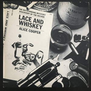 Alice Cooper: Lace and Whiskey LP
