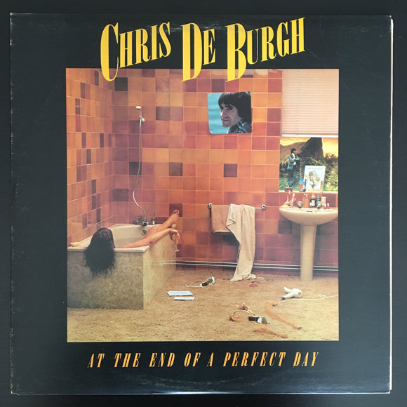 Chris de Burgh: At the End of a Perfect Day LP
