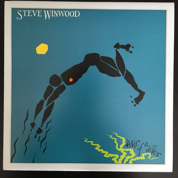 Steve Winwood: Arc of a Diver LP
