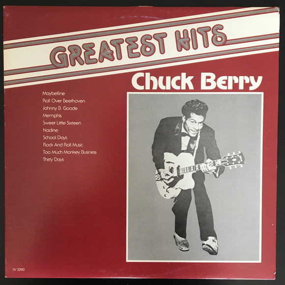 Chuck Berry: Greatest Hits LP
