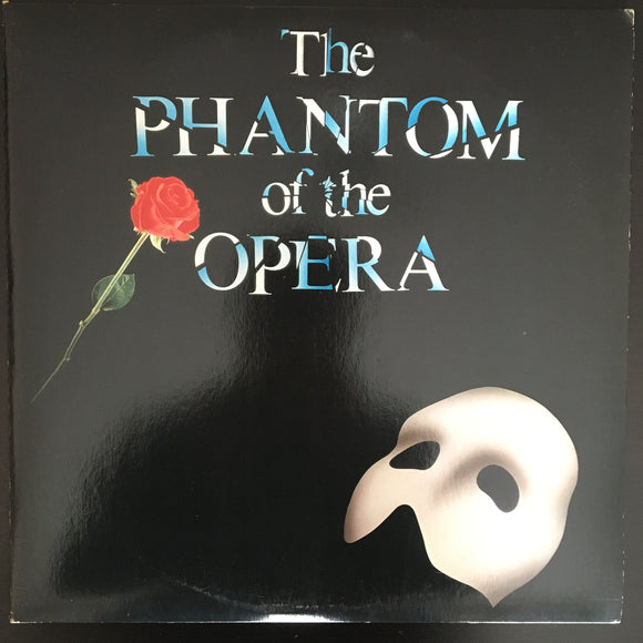 Andrew Lloyd Webber: The Phantom Of The Opera 2 x LP gatefold