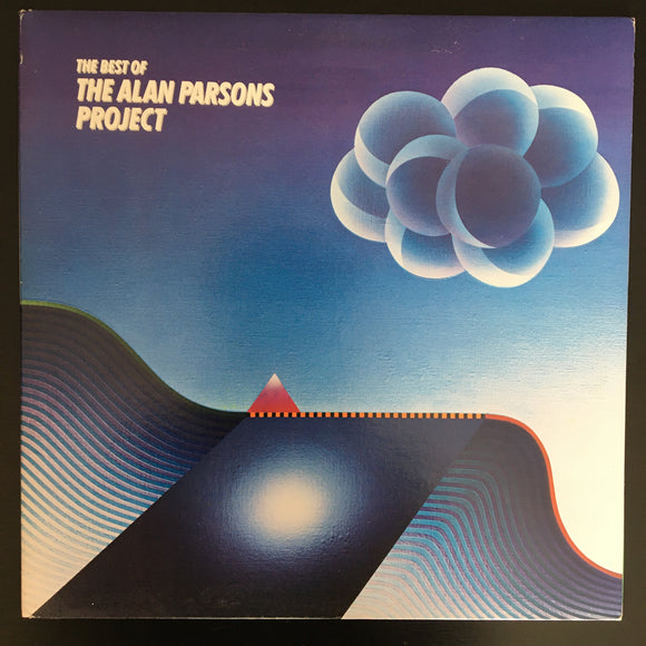 The Alan Parsons Project: The Best Of The Alan Parsons Project gatefold LP