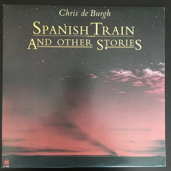 Chris de Burgh: Spanish Train and Other Stories LP