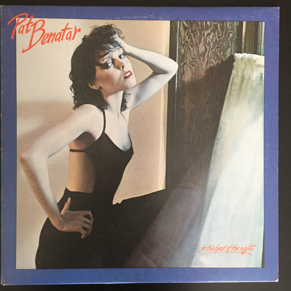 Pat Benatar: In The Heat Of The Night LP