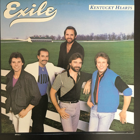 Exile: Kentucky Hearts LP