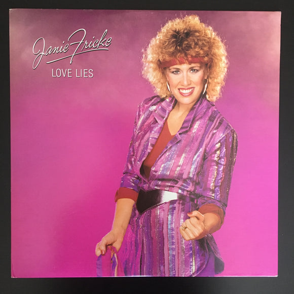 Janie Fricke: Love Lies LP