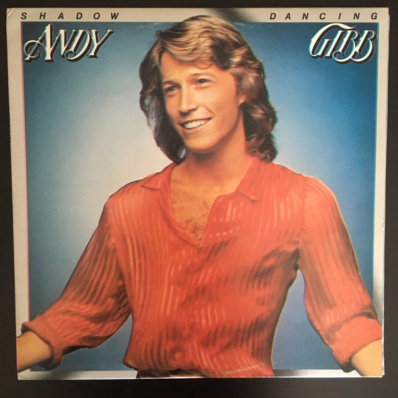 Andy Gibb: Shadow Dancing LP