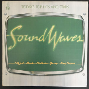 Various Artists: Sound Waves - Today's Top Hits And Stars LP