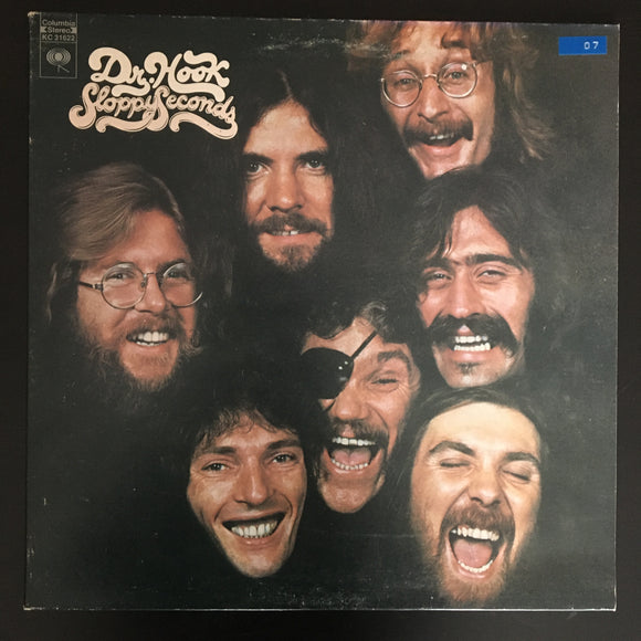 Dr. Hook And The Medicine Show: Sloppy Seconds LP (gatefold)