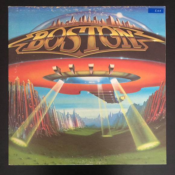 Boston: Don't Look Back LP
