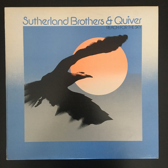 Sutherland Brothers & Quiver: Reach for the Sky LP