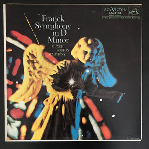 César Franck: Symphony in D Minor LP