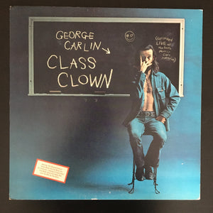 George Carlin: Class Clown LP (gatefold)