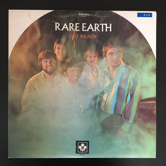 Rare Earth: Get Ready LP