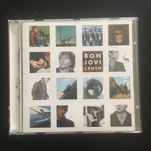 Bon Jovi: Crush CD