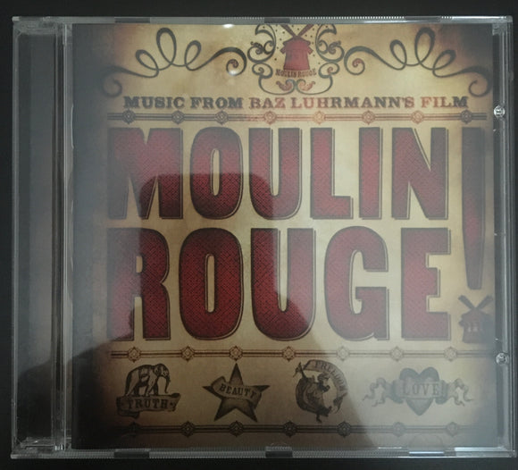 Various Artists: Moulin Rouge! Music from Baz Lurhmann's Film CD
