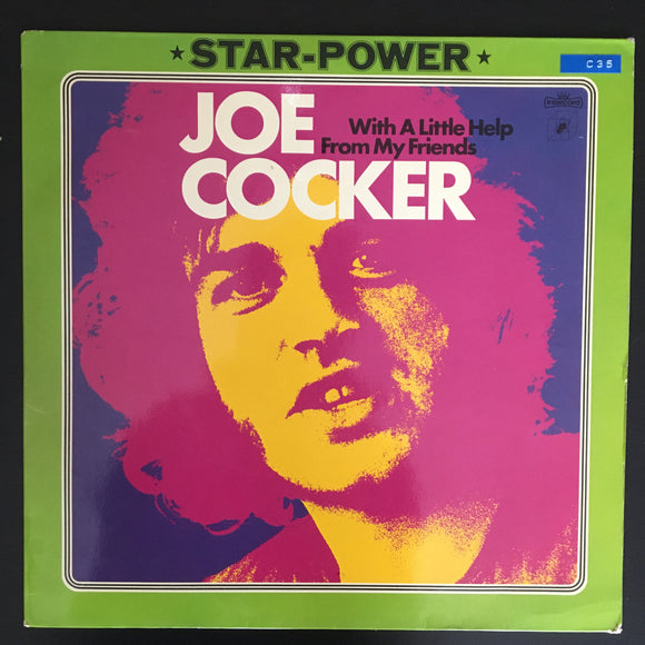 Joe Cocker: With A Little Help From My Friends LP