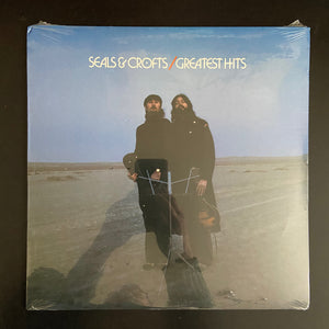 Seals & Crofts: Greatest Hits still-sealed LP