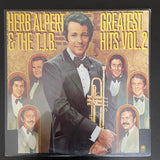 Herb Alpert & The T.J.B.: Greatest Hits Vol. 2 still-sealed LP
