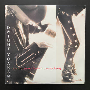 Dwight Yoakam: Buenas Noches From A Lonely Room LP