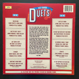 Various Artists: Best Country Duets LP