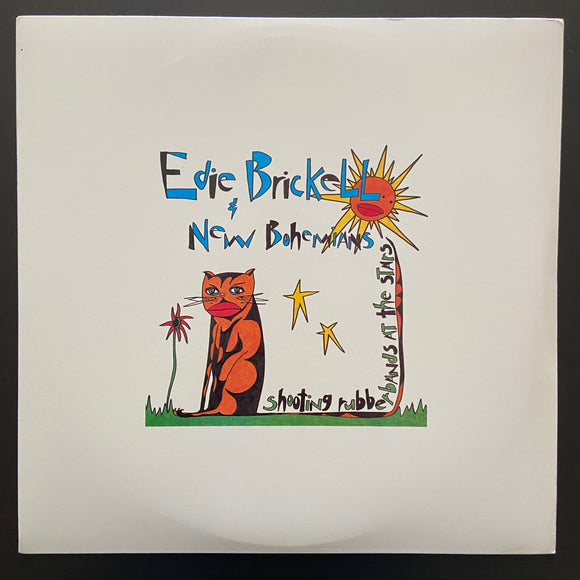 Edie Brickell & New Bohemians: Shooting Rubberbands At The Stars LP