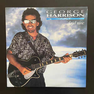 George Harrison: Cloud Nine LP