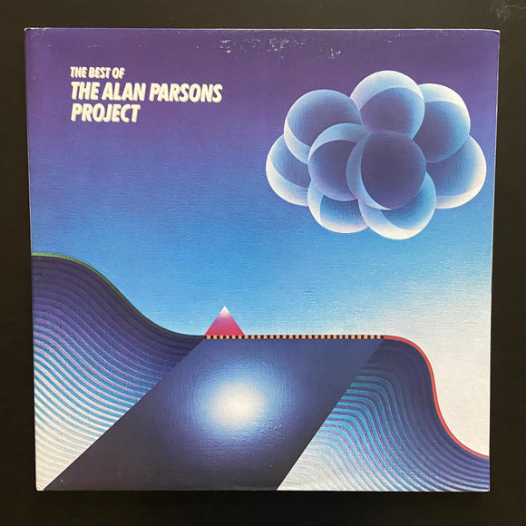 The Alan Parsons Project: The Best Of The Alan Parsons Project LP, gatefold