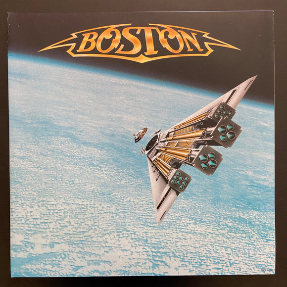 Boston: Third Stage LP, gatefold