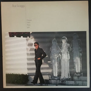 Boz Scaggs: Down Two Then Left LP