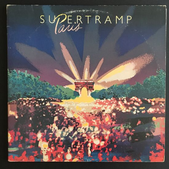 Supertramp: Paris 2 x LP