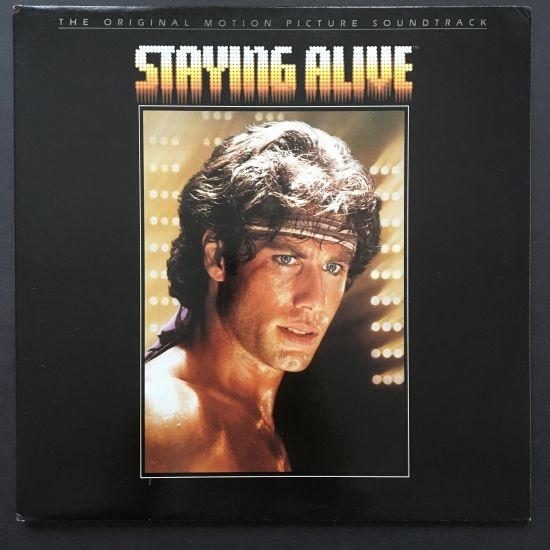 Staying Alive: The Original Motion Picture Soundtrack LP