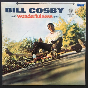 Bill Cosby: Wonderfulness LP