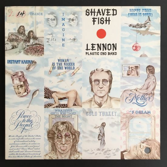 John Lennon: Shaved Fish LP