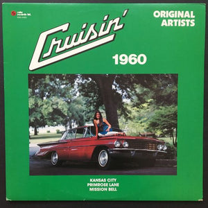 Various Artists: Cruisin' 1960 LP