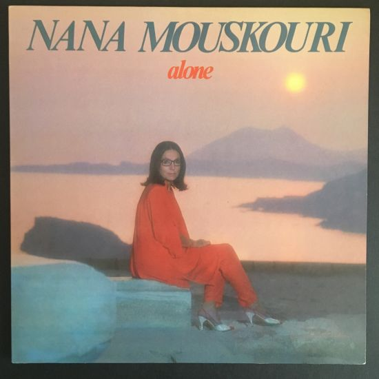 Nana Mouskouri: Alone LP