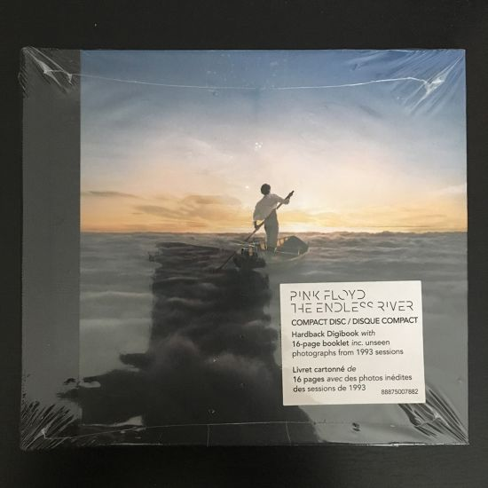 Pink Floyd: The Endless River CD