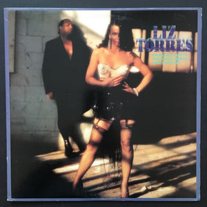 "Liz Torres: Payback Is A Bitch (What Goes Around Comes Around) 12"" maxi-single"