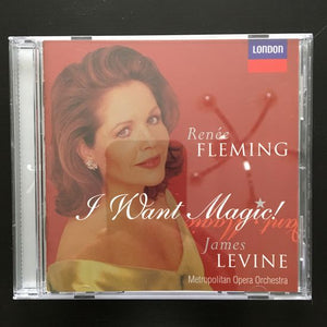 Renée Fleming: I Want Magic! American Opera Arias CD