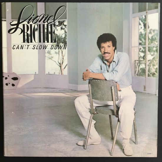 Lionel Richie: Can't Slow Down LP