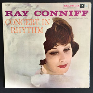 Ray Conniff and His Orchestra and Chorus: Concert In Rhythm LP