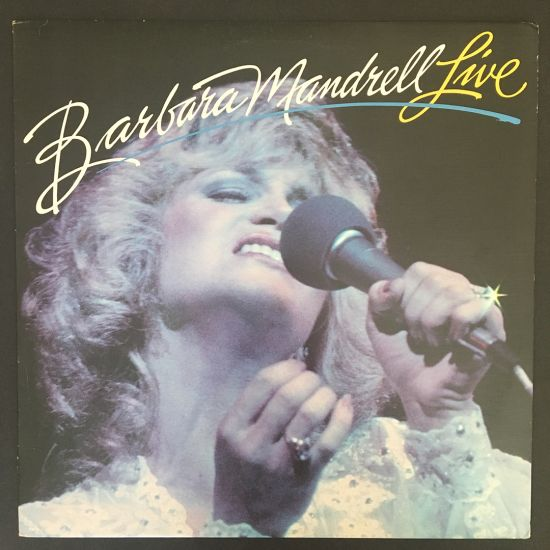 Barbara Mandrell: Live LP
