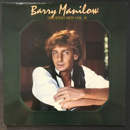 Barry Manilow: Greatest Hits Vol. II LP
