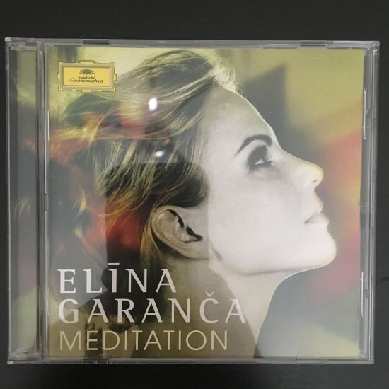 Elīna Garanča: Meditation CD