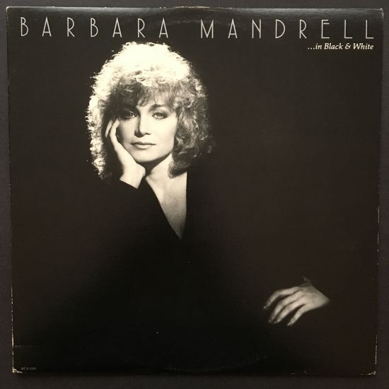 Barbara Mandrell: ... In Black & White LP