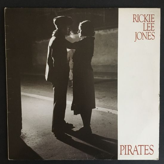 Rickie Lee Jones: Pirates LP