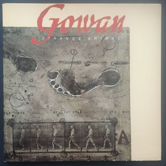 Gowan: Strange Animal LP