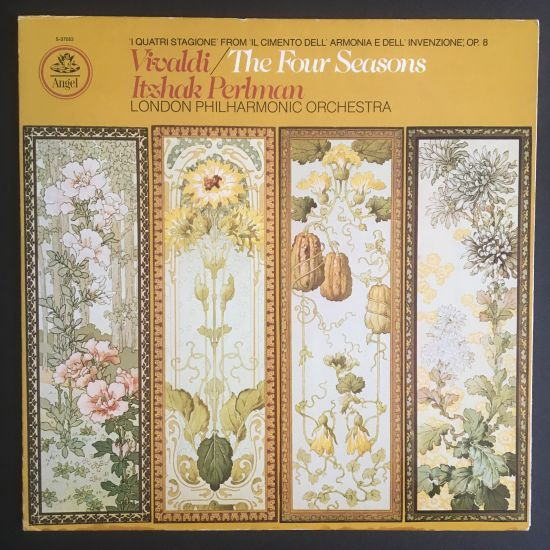 Antonio Vivaldi: The Four Seasons LP