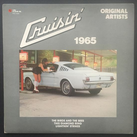 Various Artists: Cruisin' 1965 LP
